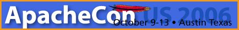 ApacheCon US 2006